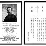 """Maglioni, missionario archeologo in Cina – Padre Gheddo su """"Mondo e Missione"""""""