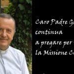 Padre Gheddo è in cielo, ma la Missione Continua